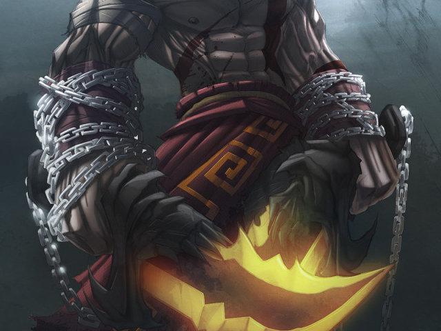 God Of War 壁紙画像
