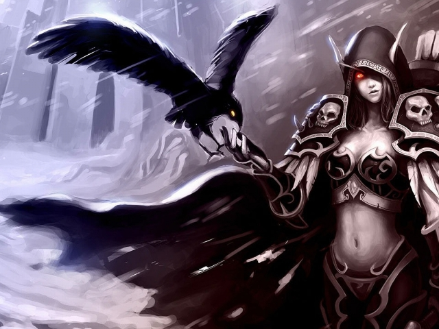 Gothic Video Game 壁紙画像