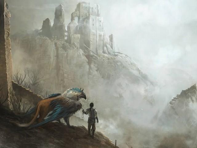 Griffin 壁紙画像