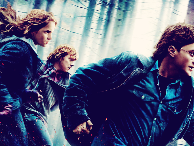 Harry Potter 壁紙画像