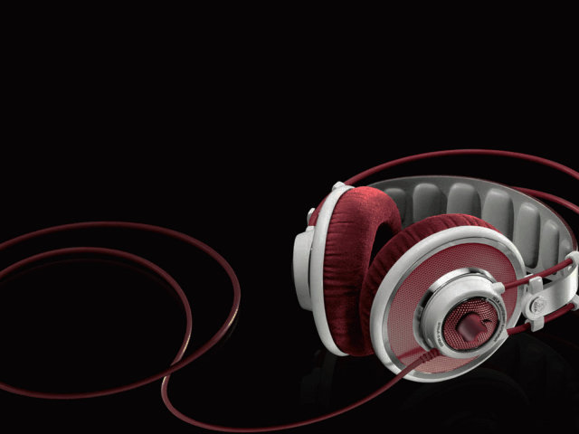 Headphones 壁紙画像