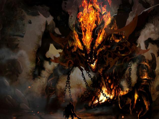 Hell Pit 壁紙画像