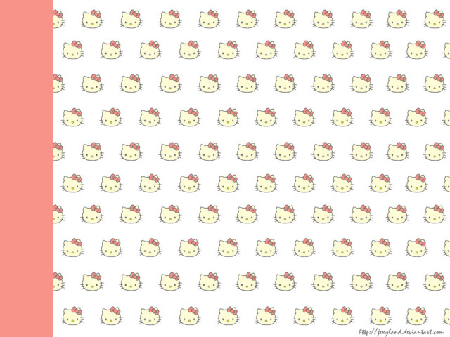 Hello Kitty 壁紙画像