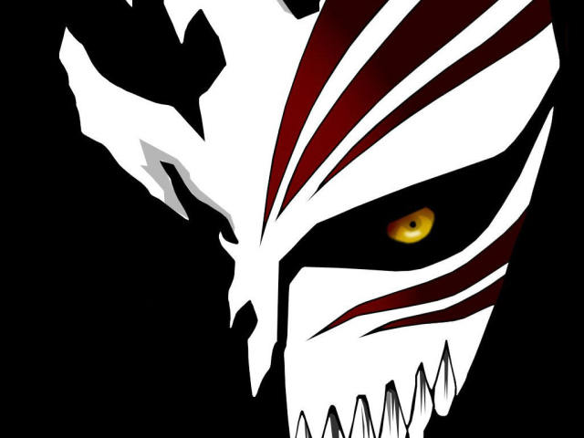 Hollow Mask 壁紙画像