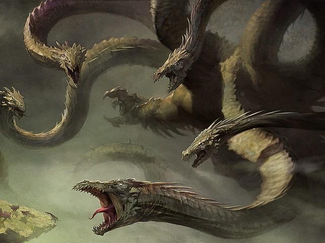 Hydra 壁紙画像