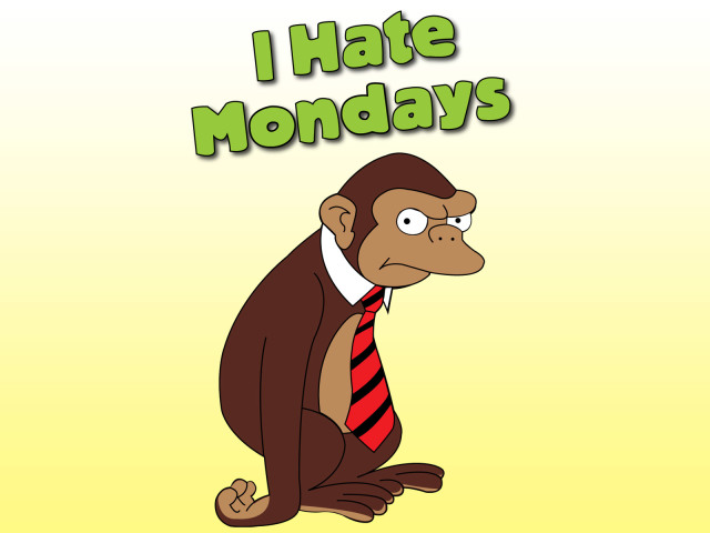 I Don't Like Mondays 壁紙画像