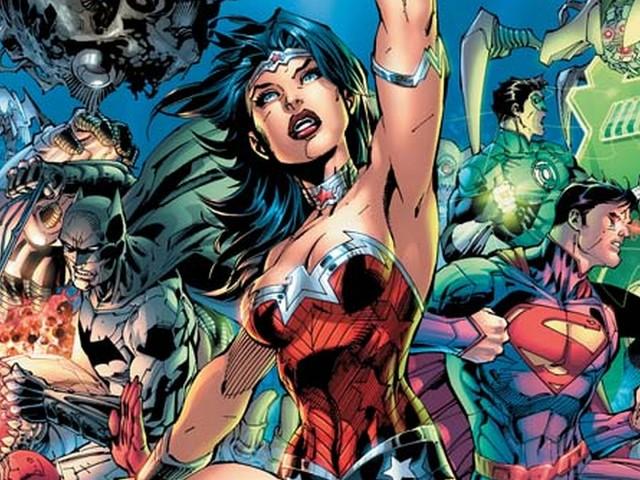 Justice League 壁紙画像