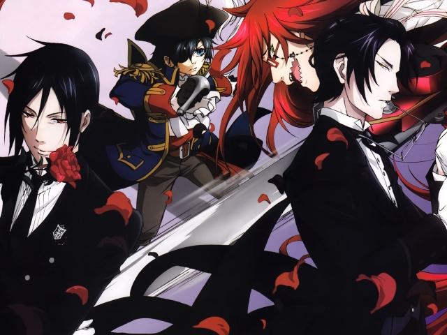 Kuroshitsuji S2 Anime 壁紙画像
