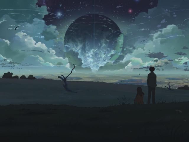 Landscape Anime 壁紙画像