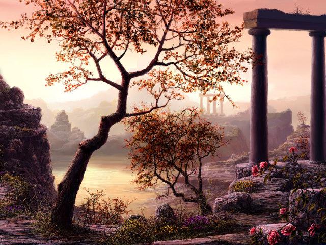 Landscape 壁紙画像