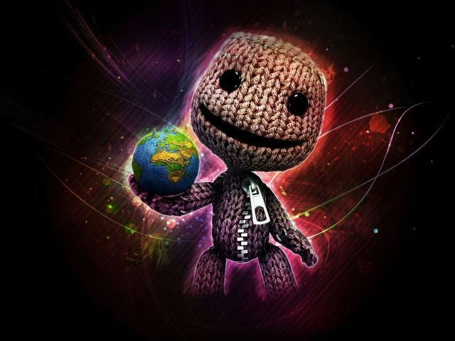 Little Big Planet 壁紙画像