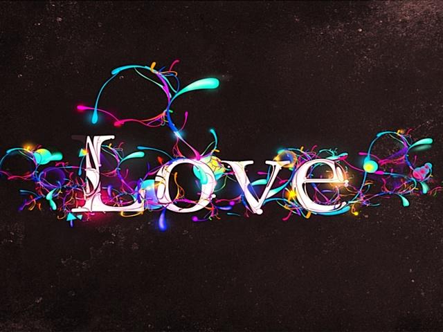 Love 壁紙画像