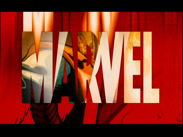Marvel Logo 壁紙画像