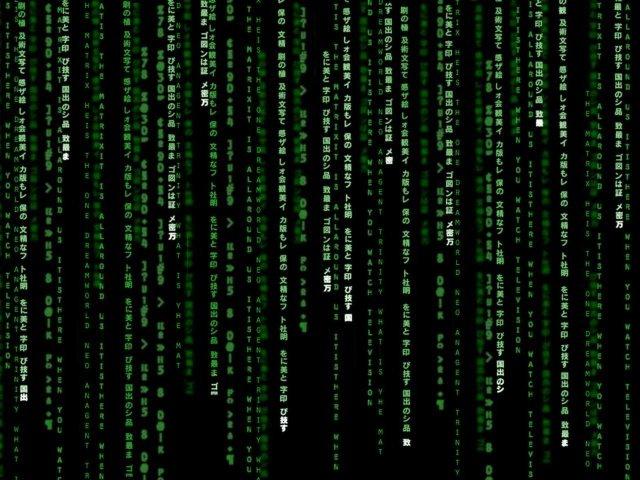 Matrix 壁紙画像