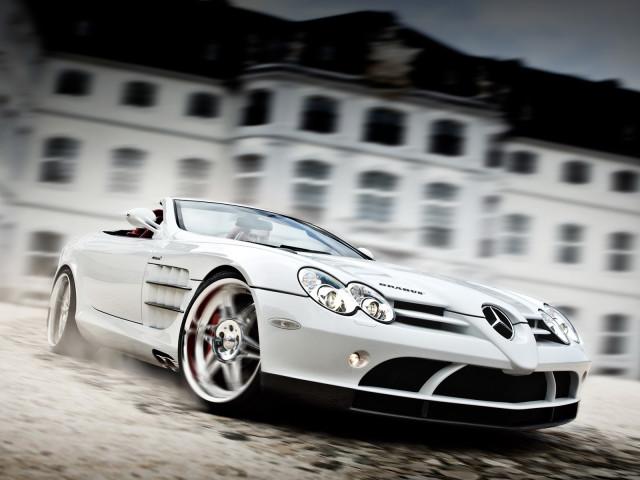 Mercedes 壁紙画像