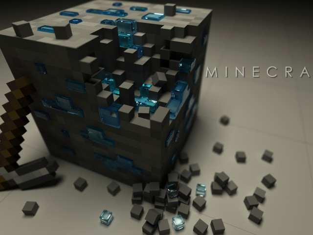 Minecraft 壁紙画像