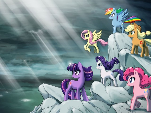 My Little Pony 壁紙画像