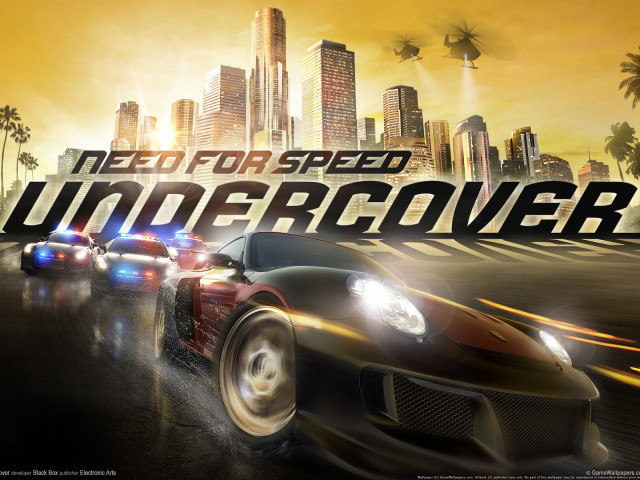 Need For Speed 壁紙画像