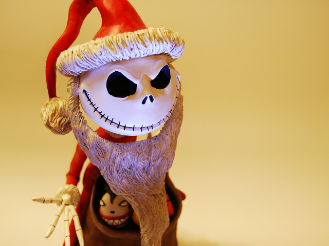 Nightmare Before Christmas 壁紙画像