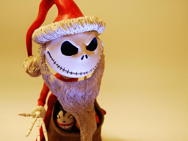 Nightmare Before Christmas 壁紙画像