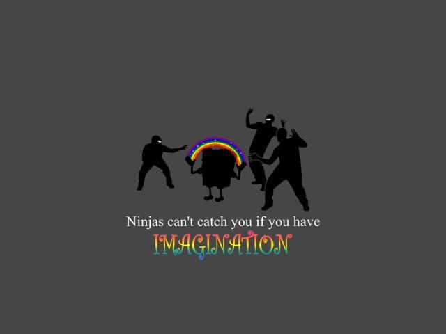 Ninjas 壁紙画像