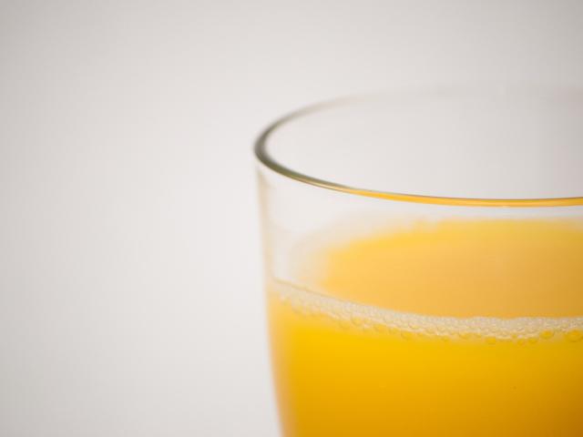 Orange Juice 壁紙画像