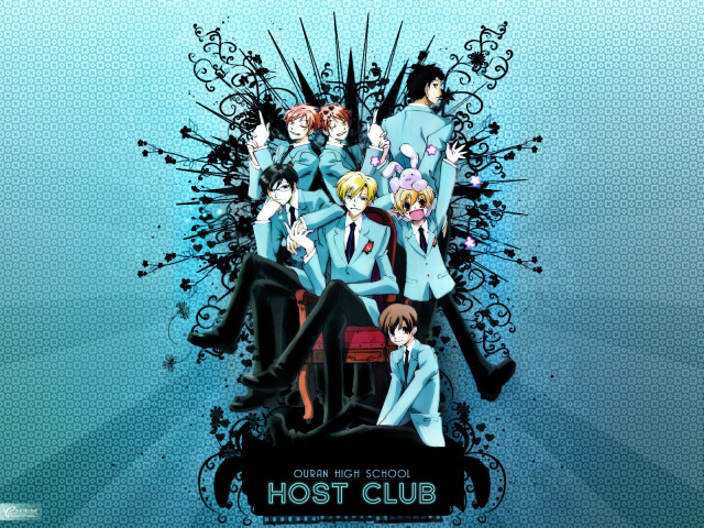 Ouran High School Host Club 壁紙画像