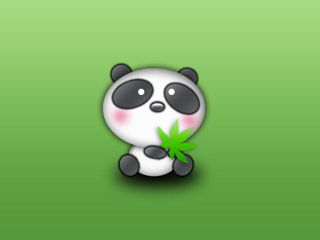 Panda 壁紙画像