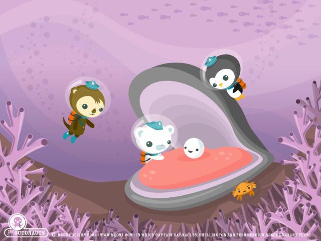 Pearl Hunting 壁紙画像