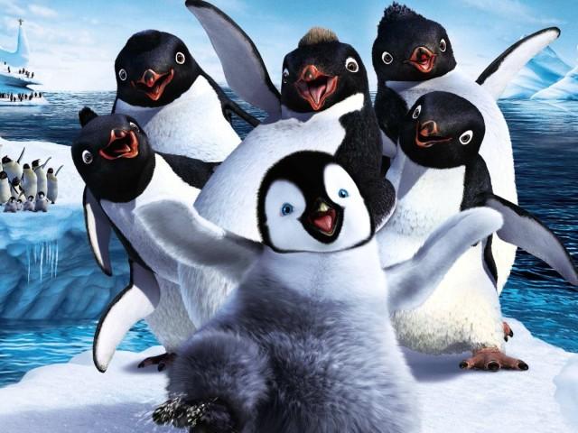 Penguins 壁紙画像