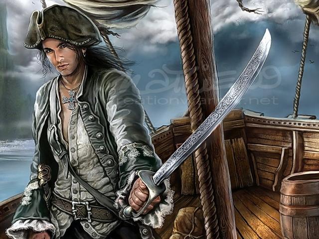 Pirate 壁紙画像