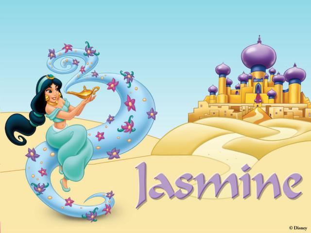 Princess Jasmine 壁紙画像