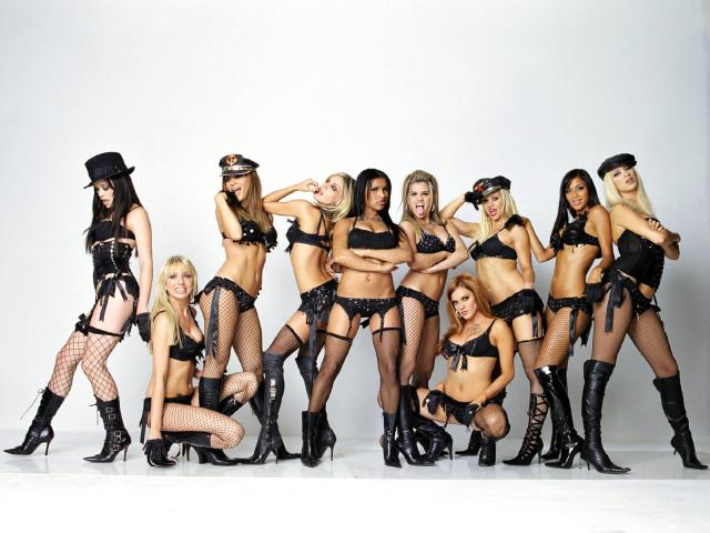 Pussycat Dolls 壁紙画像