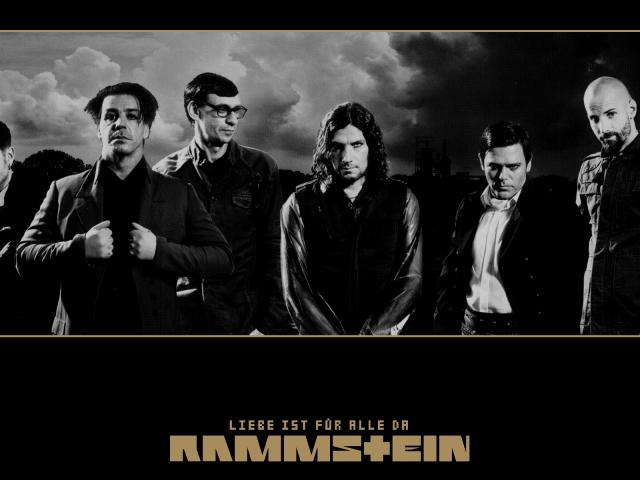 Rammstein 壁紙画像