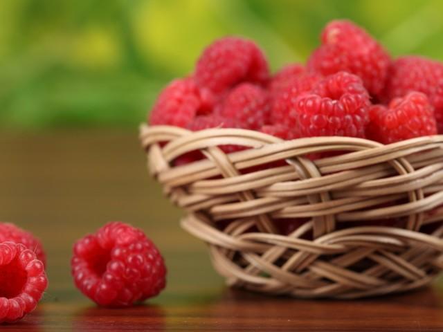 Raspberry 壁紙画像