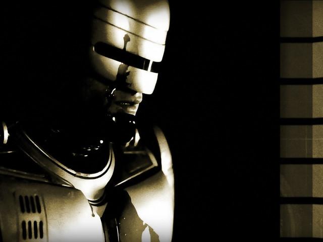 Robocop 壁紙画像