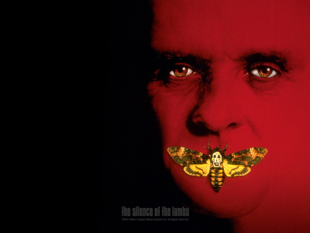 Silence Of The Lambs Poster 壁紙画像