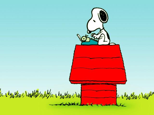 Snoopy 壁紙画像