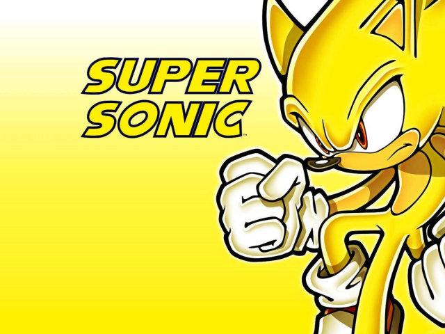 Sonic 壁紙画像