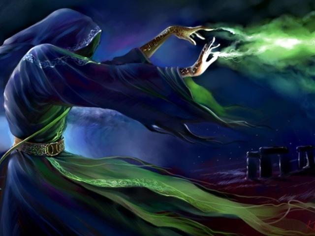 Sorcerer 壁紙画像