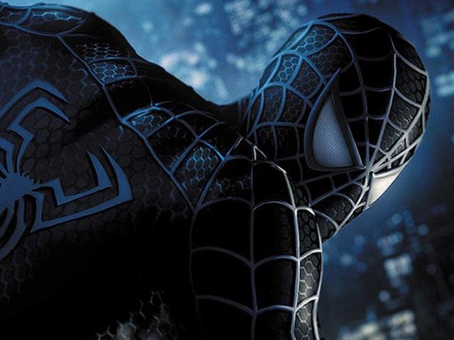 Spiderman And Venom 壁紙画像