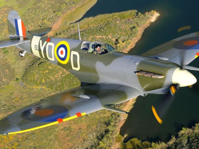 Spitfire 壁紙画像