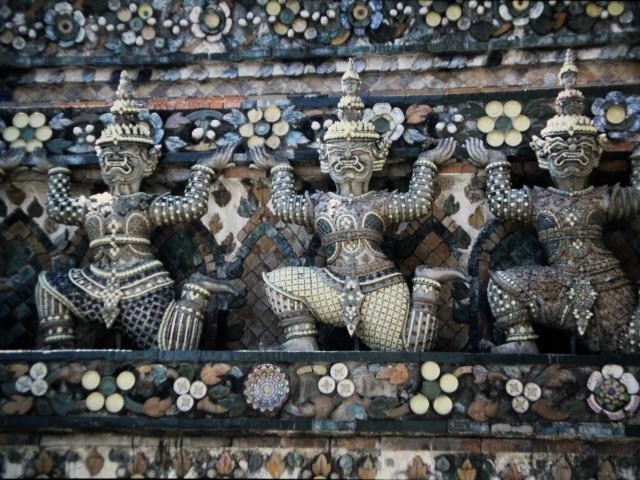 Thailand,temple 壁紙画像