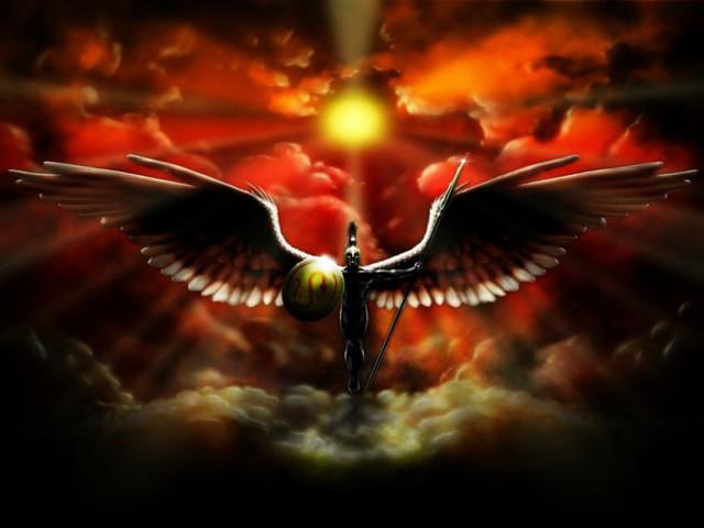 The Archangel 壁紙画像