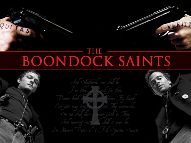The Boondock Saints 壁紙画像