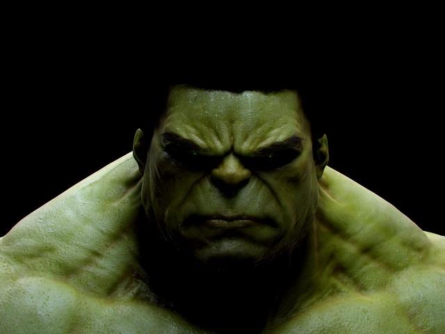 The Hulk 壁紙画像