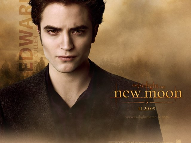 Twilight New Moon 壁紙画像