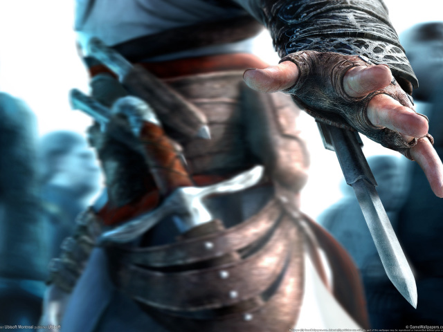 Video Game Assassins Creed 壁紙画像