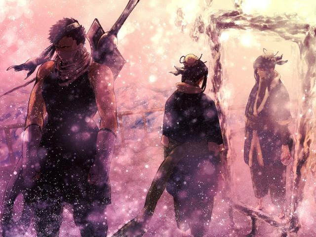 Zabuza Anime 壁紙画像