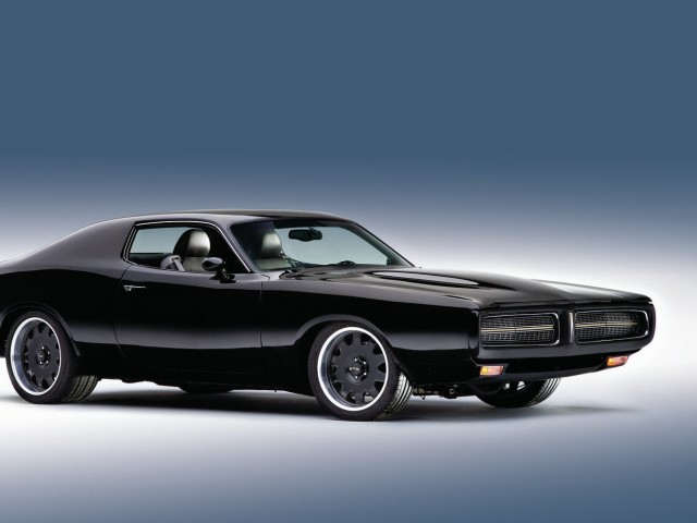 1972 Charger 壁紙画像